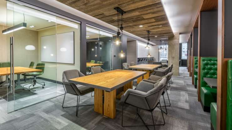 Benefits of Co-Working Spaces