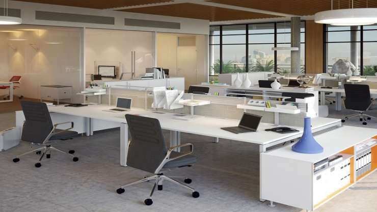 Why a Good Office Space is Essential for Business Productivity & Growth